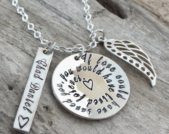 Loss of Mother| Loss of Father| Loss of Son| Loss of Brother |Loss of Aunt |Loss of Uncle |Loss of Sister |Gift for Loss |Memorial Necklace