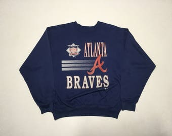 Atlanta Braves sweater
