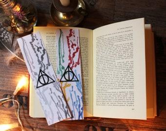 Deathly Hallows bookmark / Deathly Hallows Bookmark