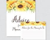 Sunflower Advice for Momm...