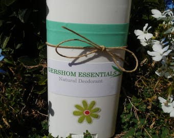 Natural Deodorant made with CPTG Essential Oils