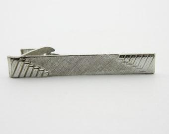 Silver Lining Tie Clip