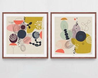 Print Set - Poppy