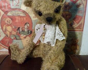 Dagobert, Handmade Bear, unique piece