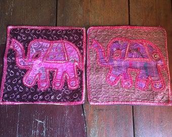 Handmade Cushion Cover - Divine Fabric - Sold as Pair