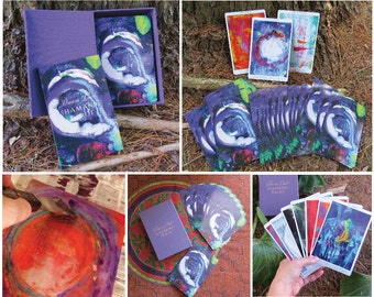 Dream Dust Shamanic Tarot