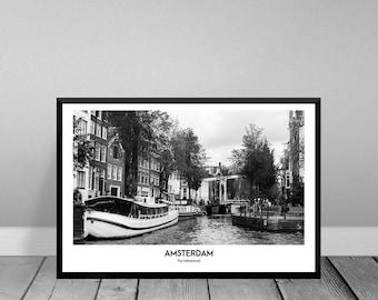 Amsterdam-Canal (XXL & XXXL)