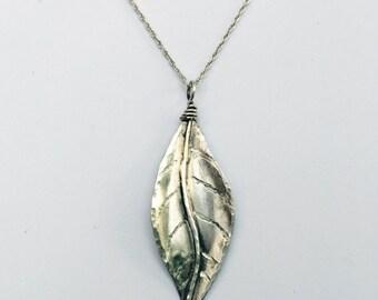 Falling Leaf Pendant