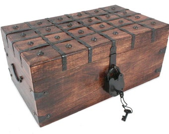 Famous Large treasure chest | Etsy OG31