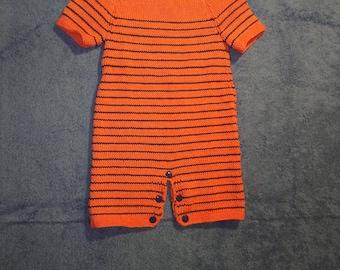 Short sleeve Playsuit size 6 months