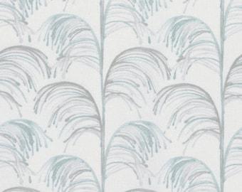 1/2 Yard - Quiet Moments - Beach Grass - Fog - Shell Rummel - Coats Fabric - PWSR012.8FOGX