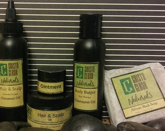 Hair and Body Treatment Collection All 5 for 25.00