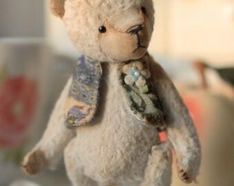 Timmy, small bear, good friend ;)