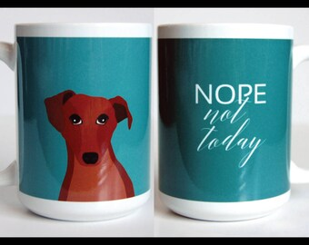 Dachshund Coffee Mug, Free Shipping, While supplies last