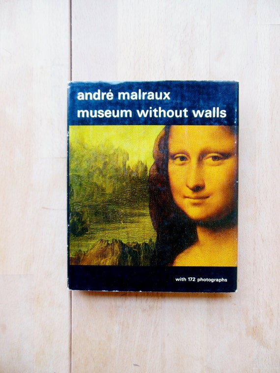 Items similar to Andre Malraux Vintage Art Book, Museum Without ...