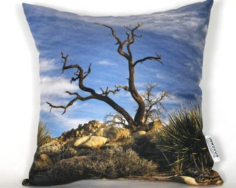 Stag Tree Pillow