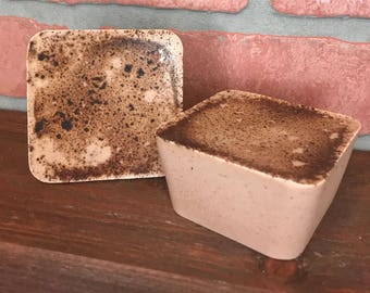 Cinnamon Oatmeal Cookie Soap
