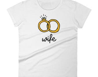 Wife Women's short sleeve t-shirt
