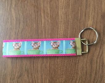 Kitten Key Chain