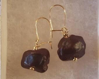 Tamarind Seed Earrings