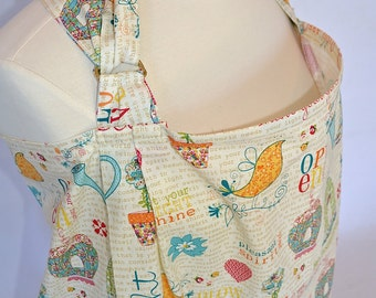 Nursing Cover Birds and Cages or Nursing Apron