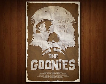 The Goonies Poster (Multiple Sizes)