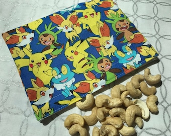 Pokémon Reusable Snack Bag