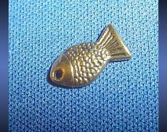 24 Goldfish Koi Charms