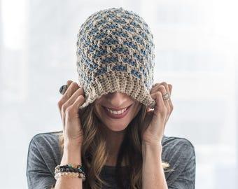Crochet pattern - Katula Crochet Hat Pattern