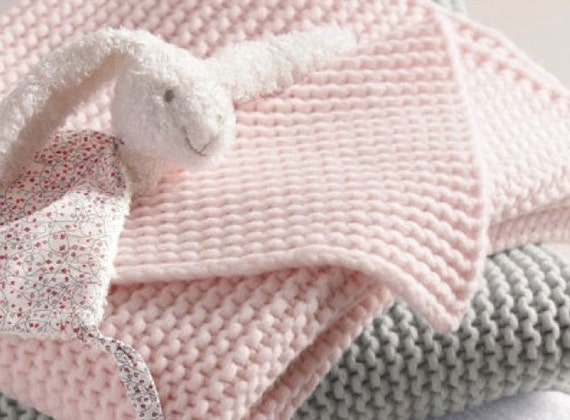 baby blanket knitting pattern for beginners easy baby crib