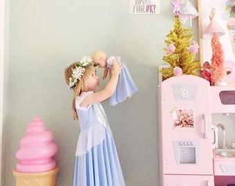 Mini & Me Cinderella (Girl and Doll)