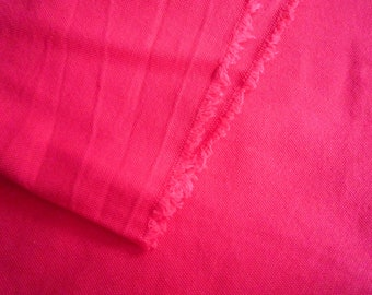 Cotton fabric upholstery pink bright 130 * 60 cm
