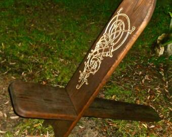 "Viking ""Bog Chair"""