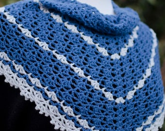 Crochet Cowl Pattern: Cozy Cowlette, PDF download