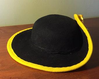 Revolutionary War Fur Felt Rifleman Hat