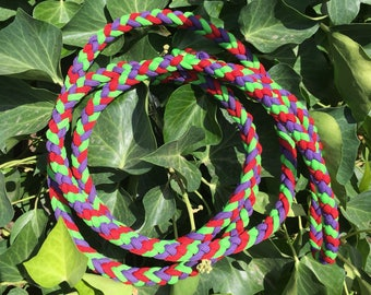 Paracord 5 foot dog leash