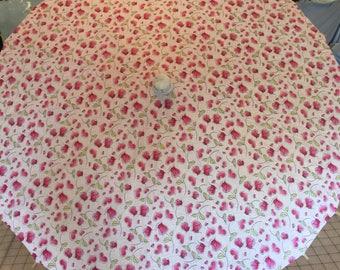 hearts and roses parasol