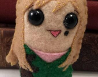 Kaylee Frye  plushie (made to order)