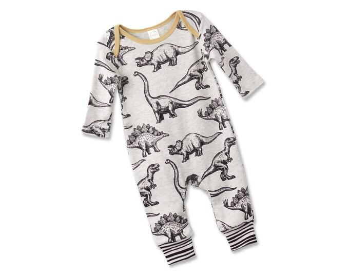 Baby Boy Dinosaur Outfit, Baby Dinosaur Onesie, Baby Boy Dinosaur Romper, Infant Boy Bodysuit, Baby Dinosaur Clothes, Dinosaur, Tesa Babe
