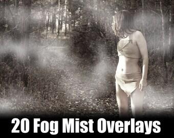 Fog Mist Photoshop Overlay