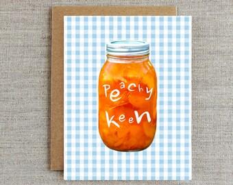 Peachy Keen