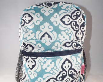 Cross Personalized Backpack, Preschool Backpack, Cross monogrammed toddler backpack, toddler backpack, monogrammed backpack, backpacks
