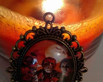 Horror Boys Necklace