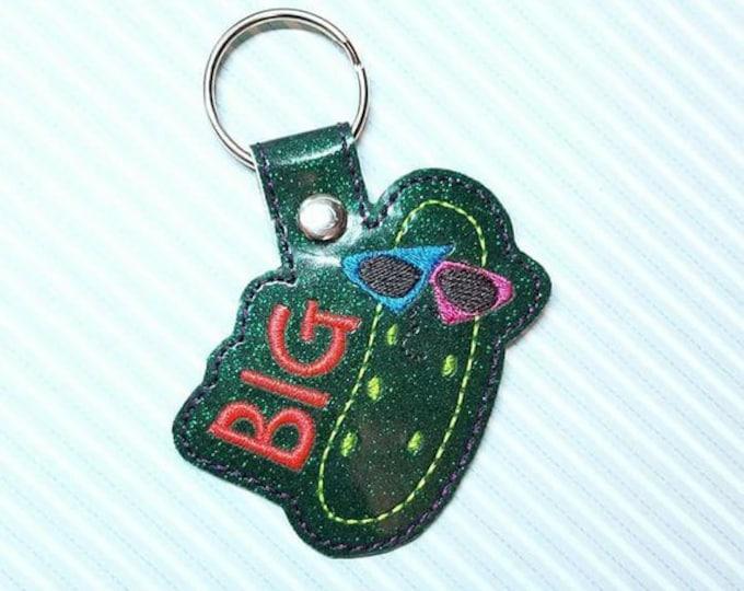 Big Dill Snap Tab, Key Fob