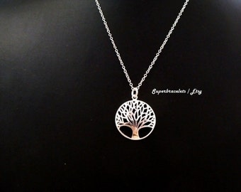 Sterling silver Tree of life Necklace, Tree of life Necklace, Tree of life Necklaces, sterling silver necklaces, sterling silver necklace
