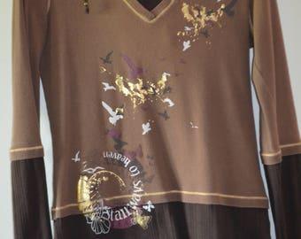 SALE $ 10! San Francisco 90' fitted sleeves Medium Hoodie sweater