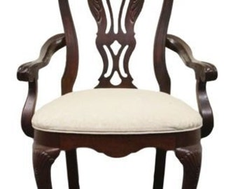 THOMASVILLE Mahogany Collection Arm Chair 14521-931