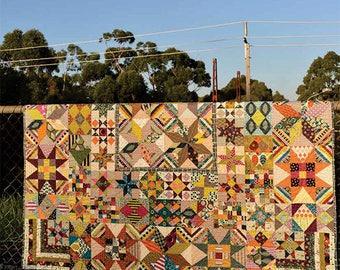 Bakers Dozen Jen Kingwell Modern Quilt Patterns Projects Blocks Book
