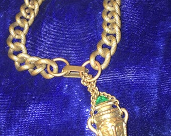 Antique Vintage ~Poision Bracelet