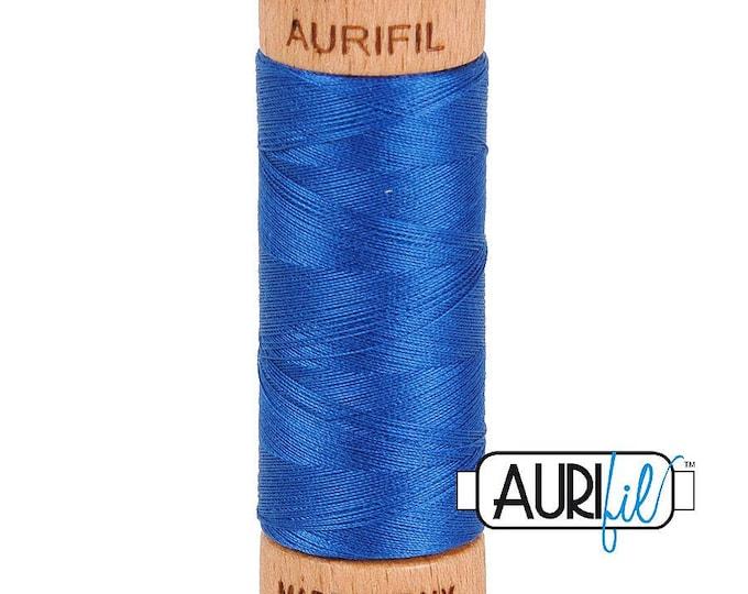Aurifil 80wt -  Dark Cobalt 2740